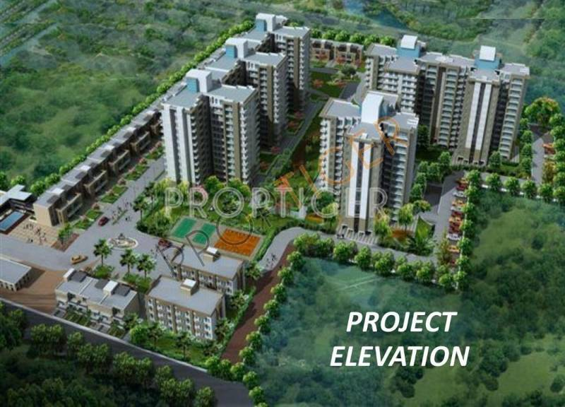 Images for Elevation of Ansal Heights Villas