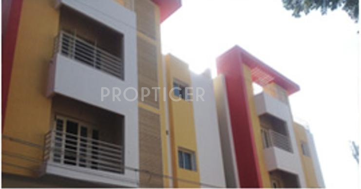 Images for Elevation of Sagas Group Chitra and Sandhya