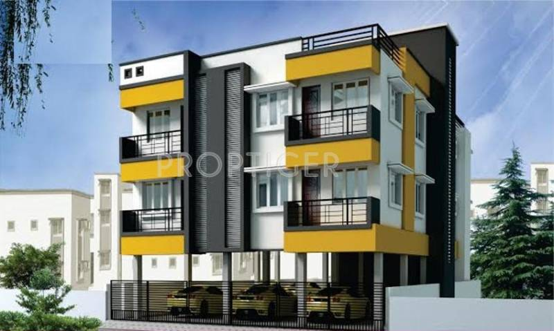 Images for Elevation of Muthuram Builders Muthuram Project