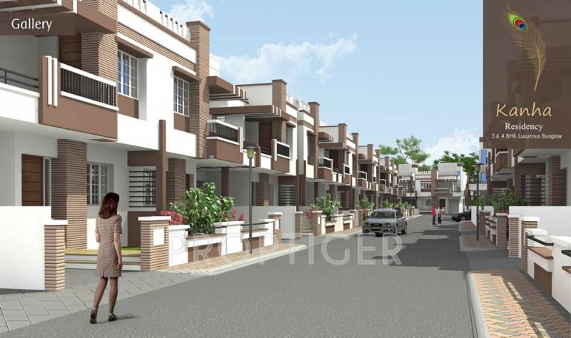 Images for Elevation of Aatmiya Kanha Residency