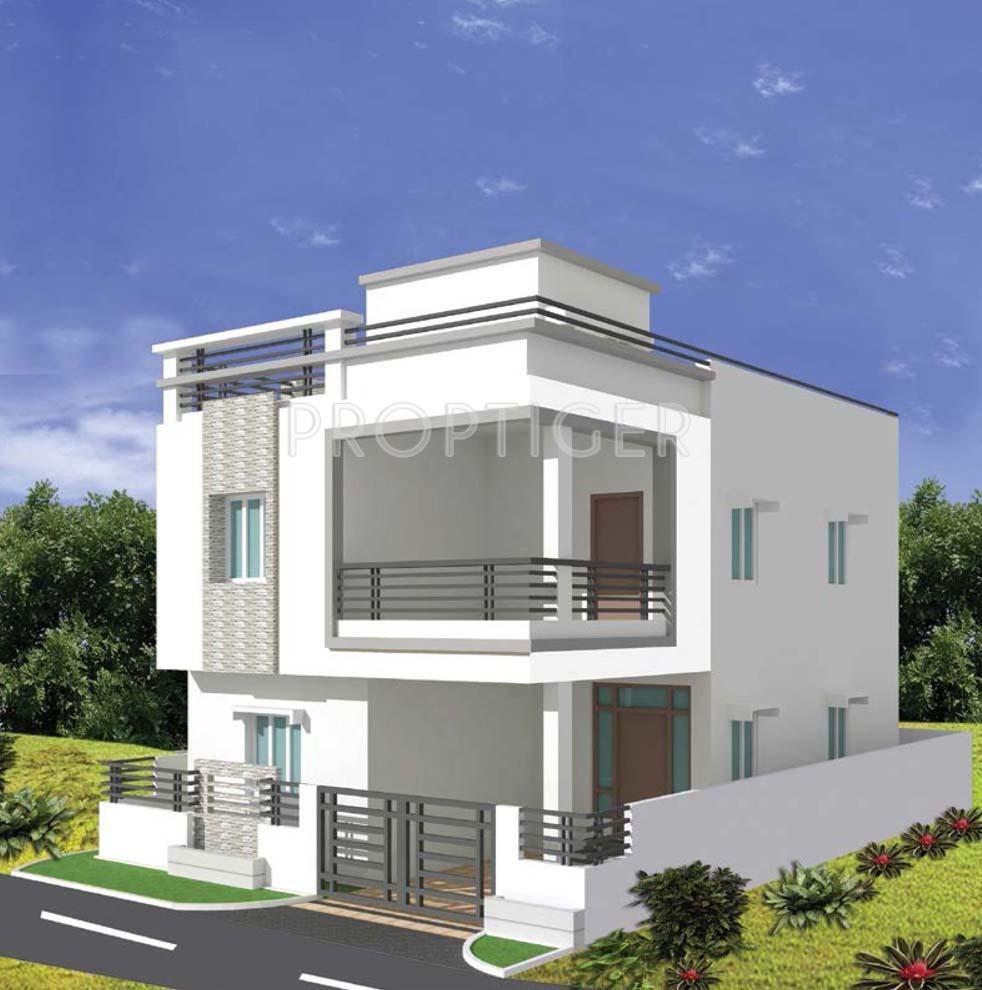 Villa Elevations Hyderabad Images