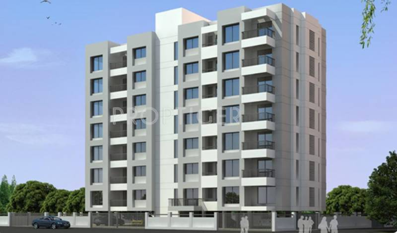 Images for Elevation of Gajra Anmol Apartment