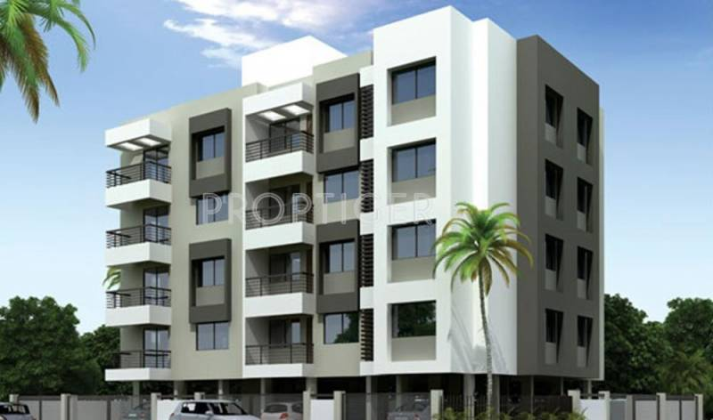 Images for Elevation of Gajra Megh Apartment