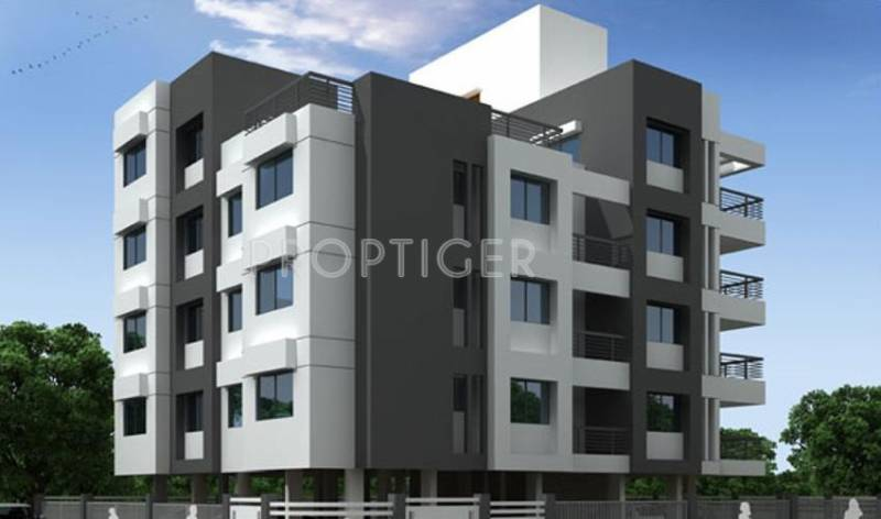 Images for Elevation of Gajra Arunoday Apartment
