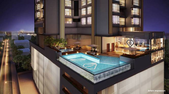 f-residences Swimming Pool