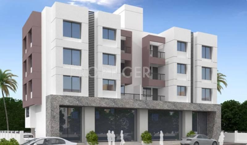 Images for Elevation of Gajra Pratham Apartment