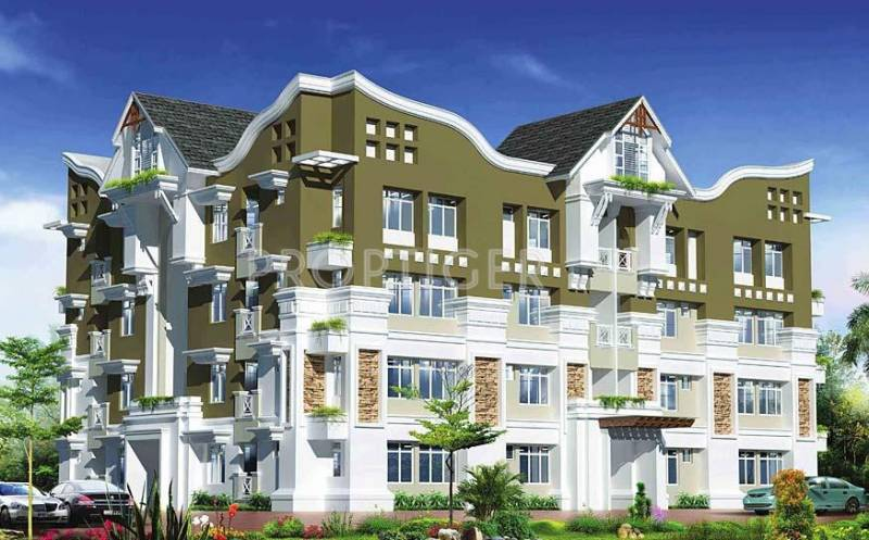 Images for Elevation of Galaxy Peach Garden