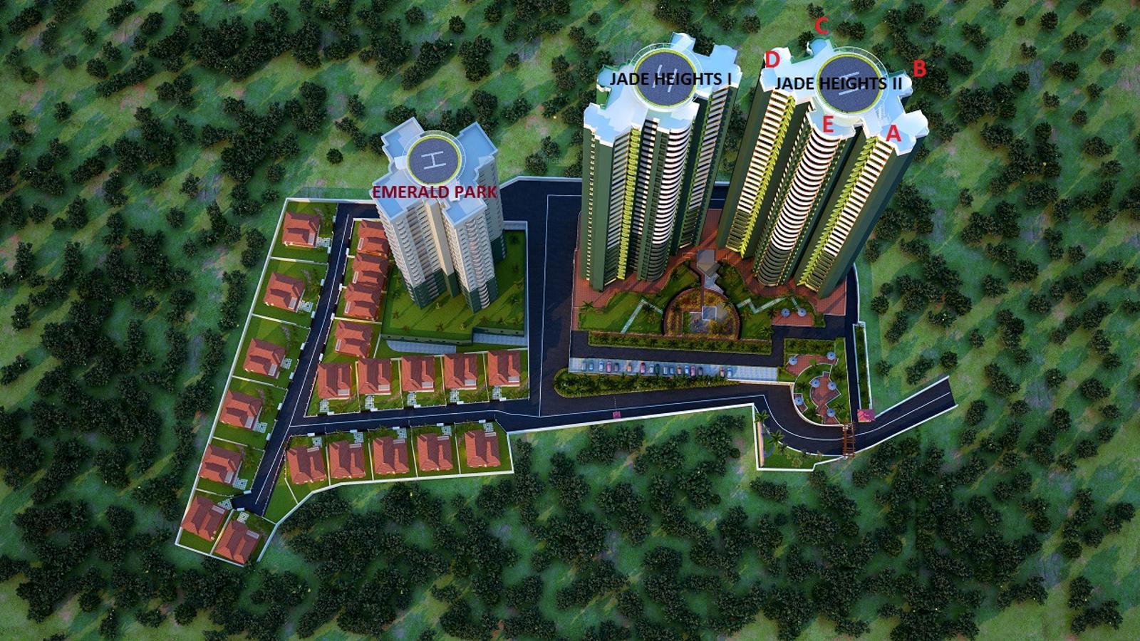 Mir Jade Heights 2 In Kakkanad Kochi Price Location
