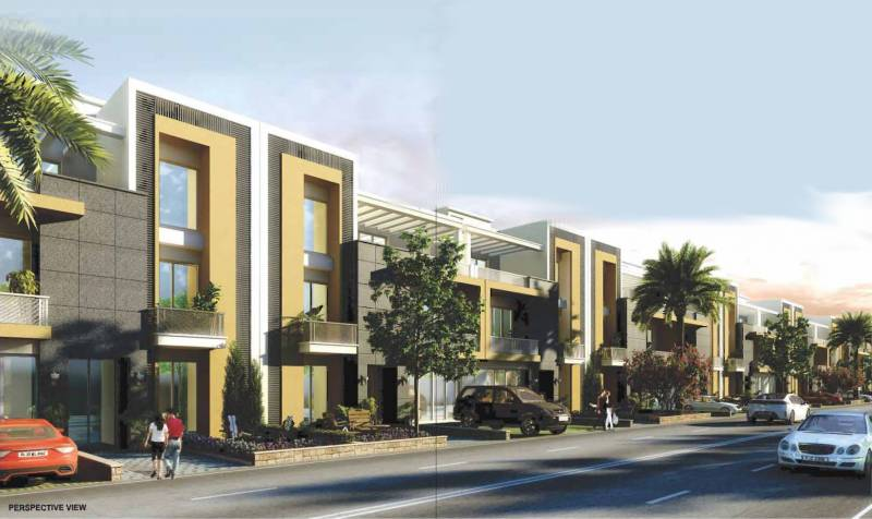 Images for Elevation of Ansal Heights II Villas
