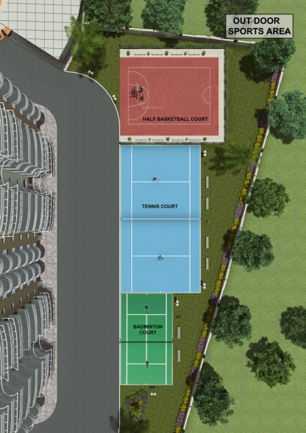 Images for Amenities of Malwa Escon Arena
