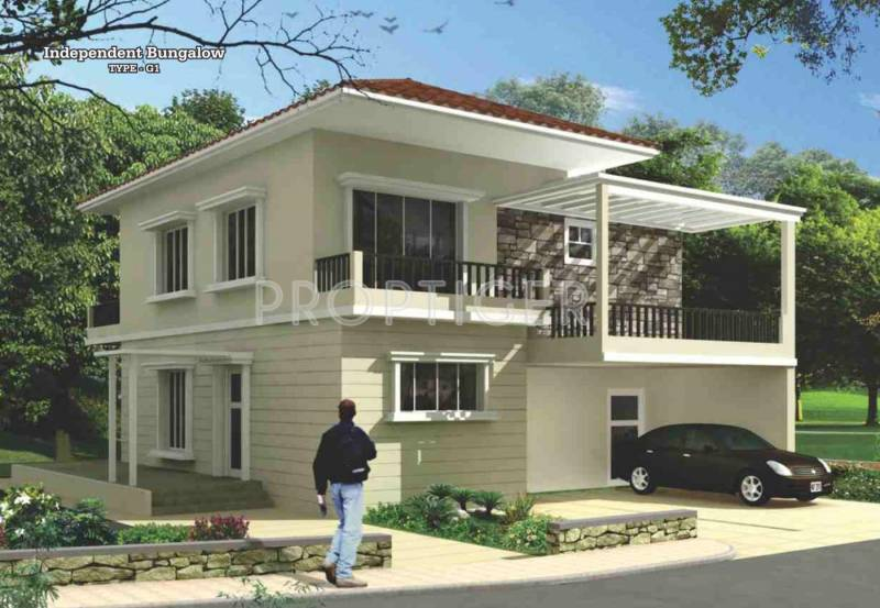 Images for Elevation of Paranjape Crescent