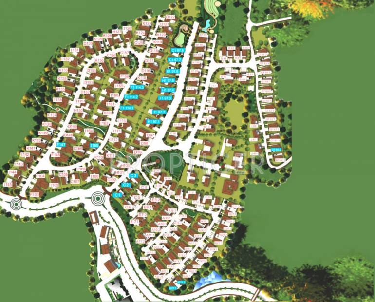 Images for Master Plan of Paranjape Crescent