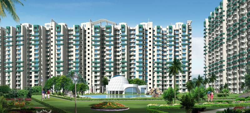 Images for Elevation of Supertech Eco Village 4