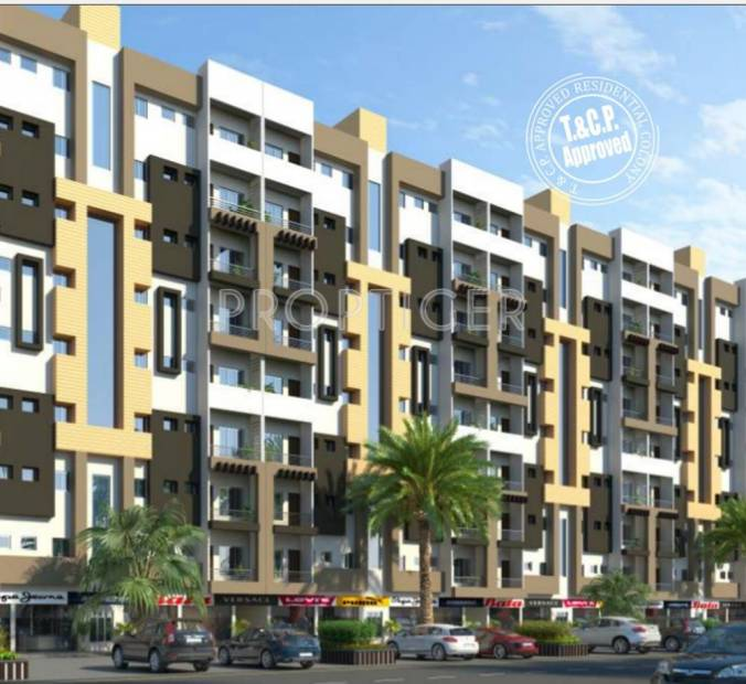 Images for Elevation of Shri Parasnath Builders and Developers Himanshu Wings