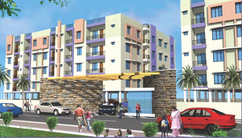 Images for Elevation of Shriram Ganga Heights 2
