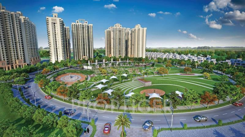 Images for Elevation of Gaursons 16th Park View