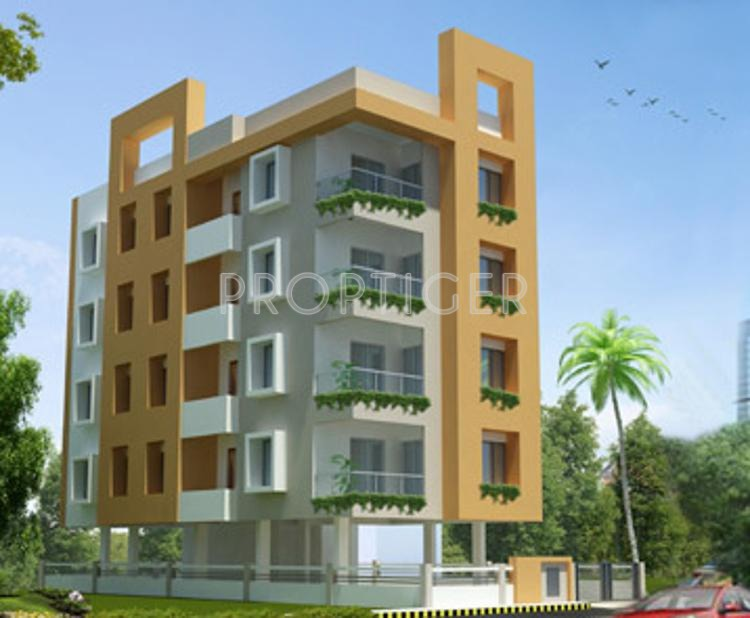Images for Elevation of Maharshee Akhil Apartments 2