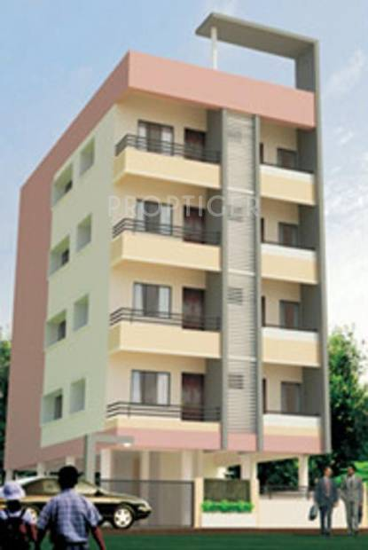 Images for Elevation of Maharshee Krishna Apartments