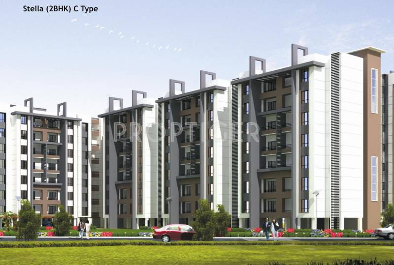 Images for Elevation of Sandesh City Apartment 1