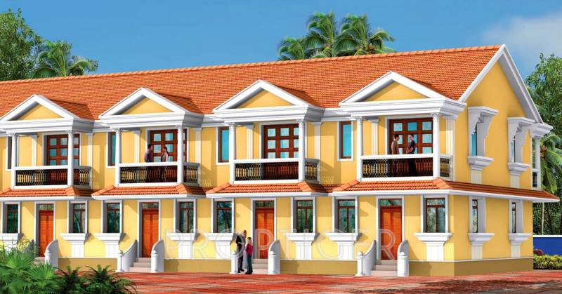 Images for Elevation of Asian Exotica Villa