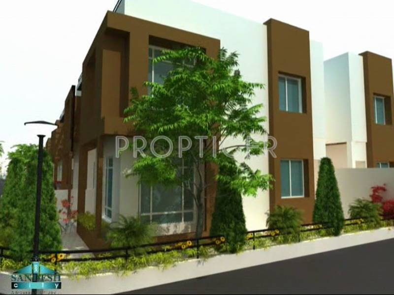 Images for Elevation of Sandesh City Villa