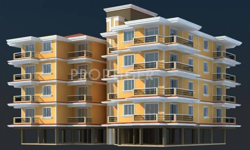 Images for Elevation of Asian Dona Rosa II Apartments