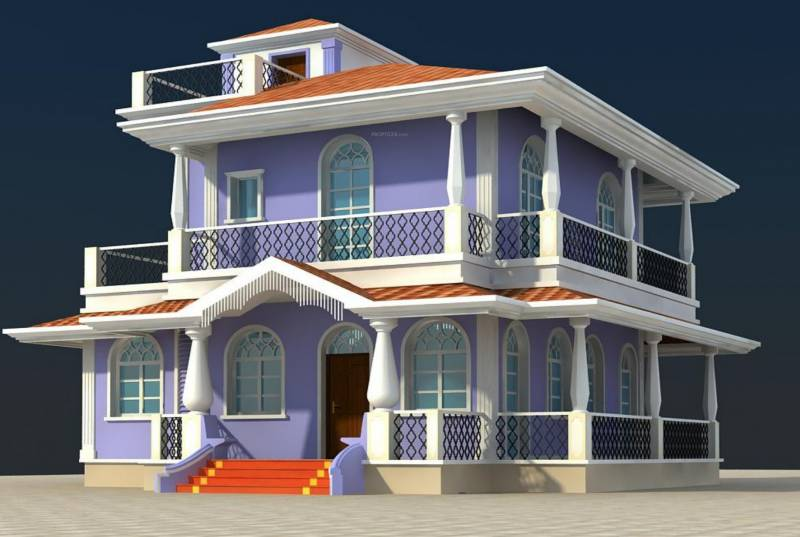 Images for Elevation of Asian Dona Rosa II Villa
