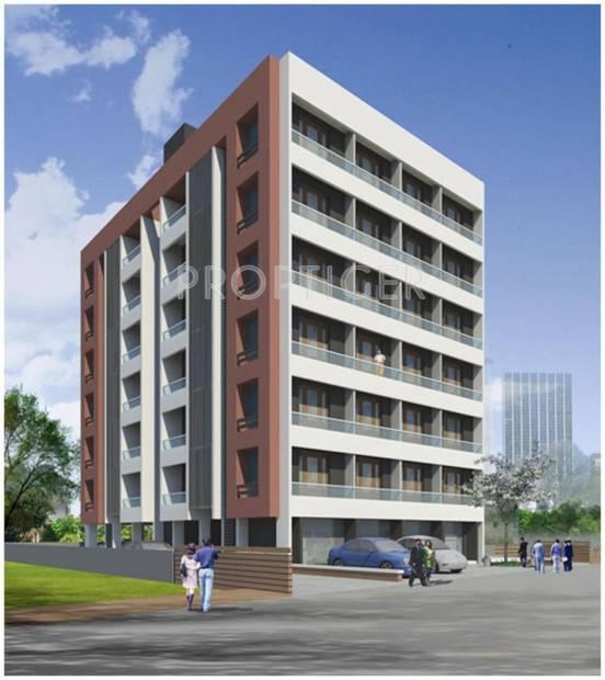Images for Elevation of Kanaklaxmi Parijat Apartment