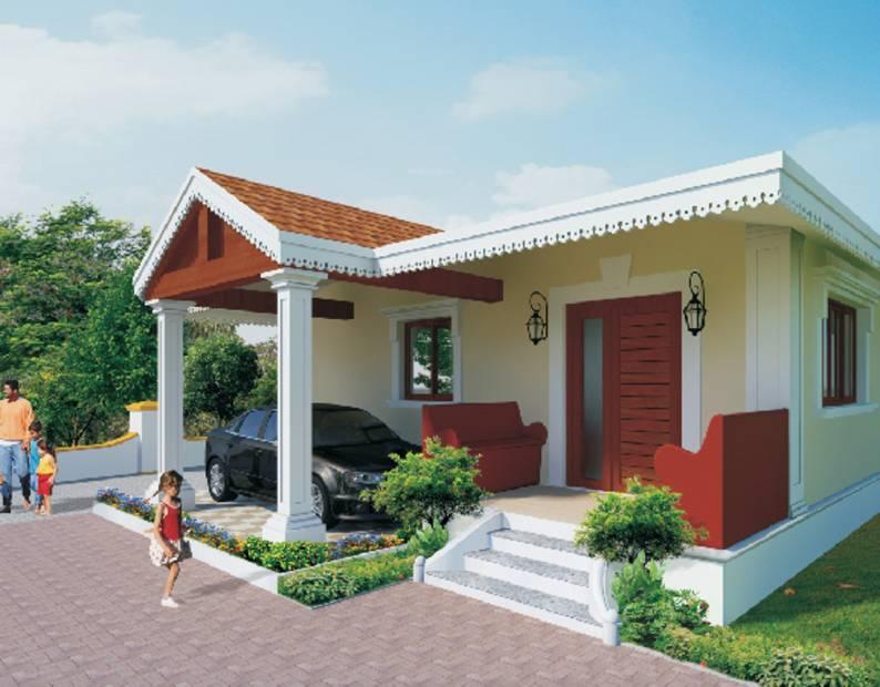 Images for Elevation of Saldanha Bougain Villas