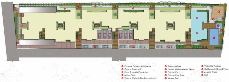Images for Layout Plan of Sumadhura Sankalpam