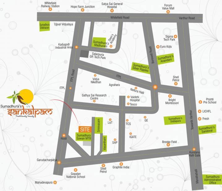 Images for Location Plan of Sumadhura Sankalpam