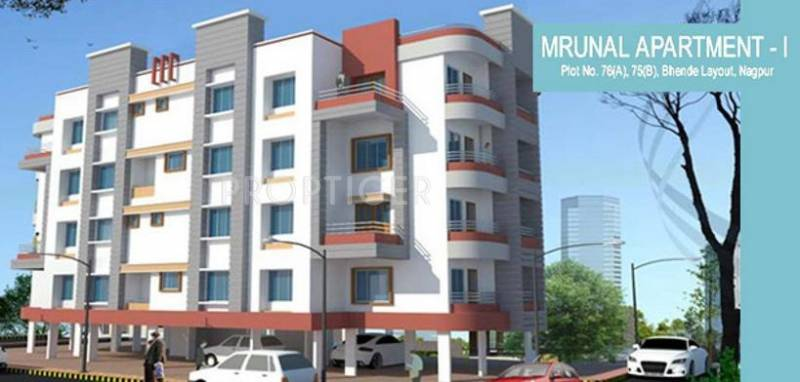 Images for Elevation of Maharshee Mrunal Apartments 1