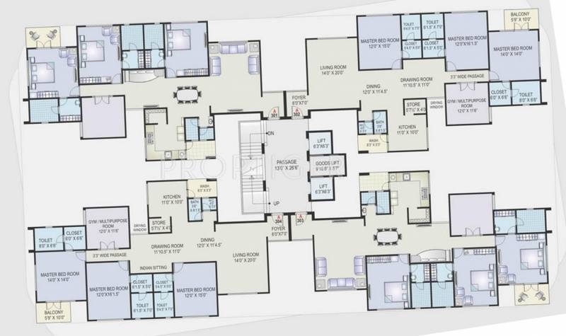 Images for Cluster Plan of Ravani Dream Home