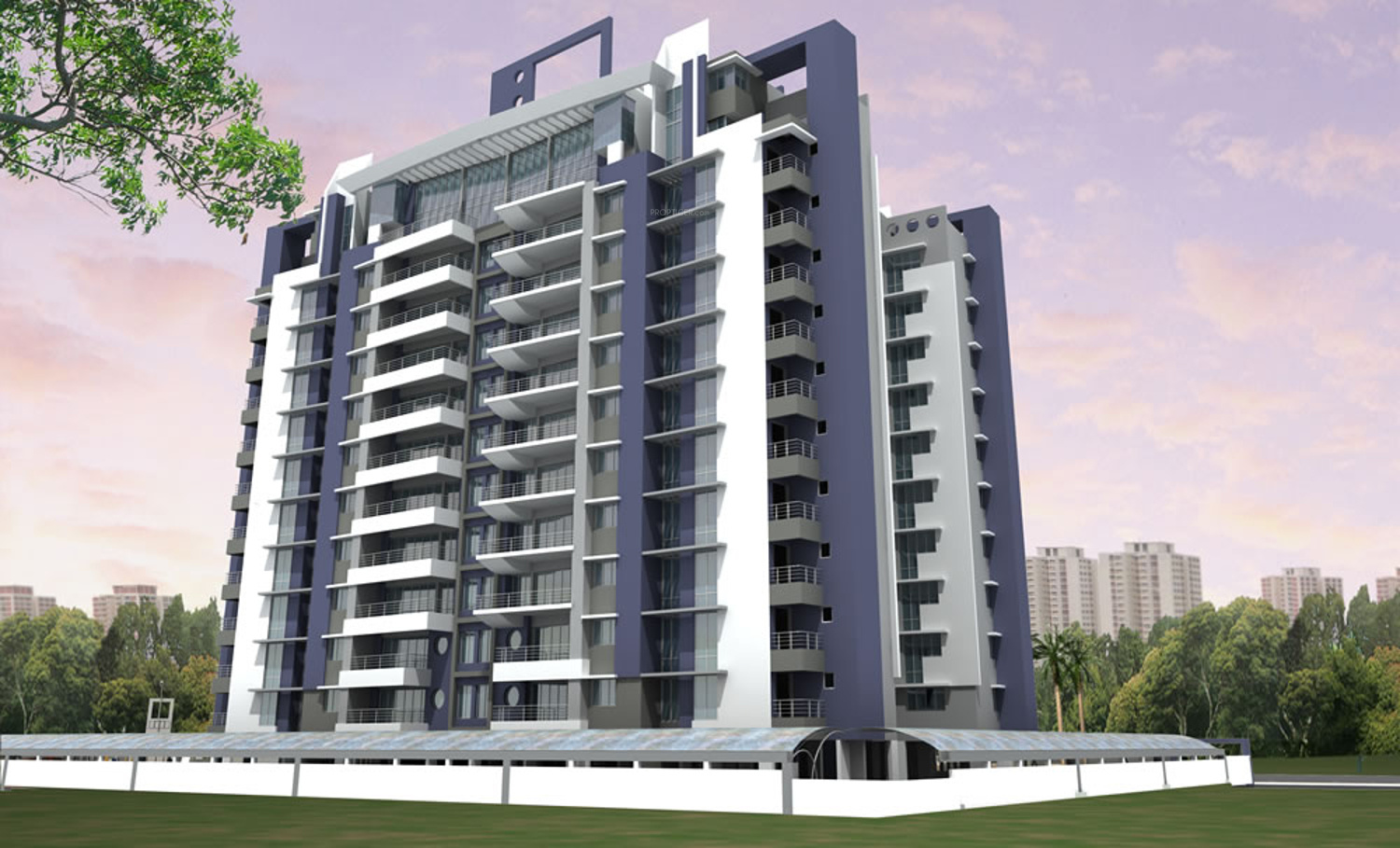 5400 Sq Ft 5 Bhk 5t Apartment For Sale In Ravani