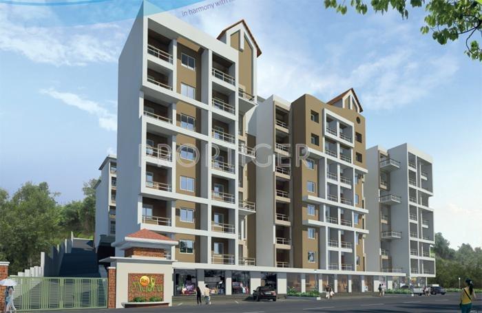mudra Images for Elevation of Raj Housing Mudra