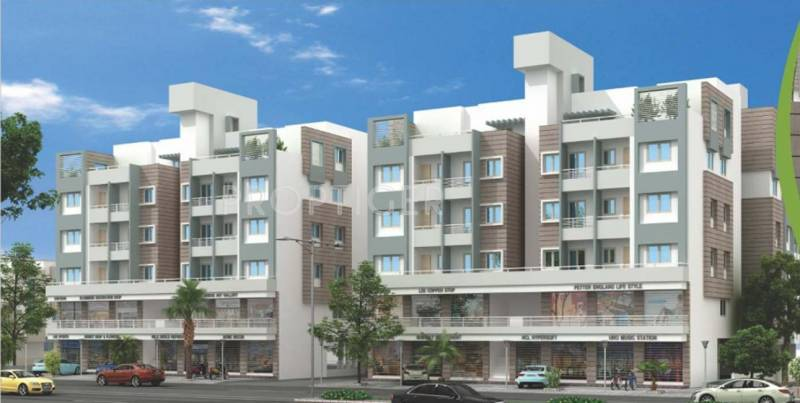Images for Elevation of Nyalkaran Siddheshwar Homes