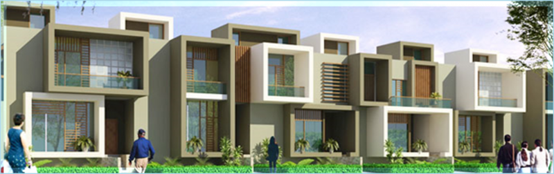 Images for Elevation of Fire Tranquility Town Houses