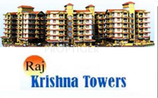 Raj Housing Krishna Towers Elevation