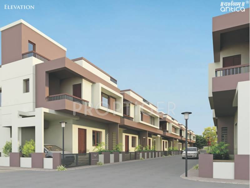 Images for Elevation of Darshanam Antica Villa