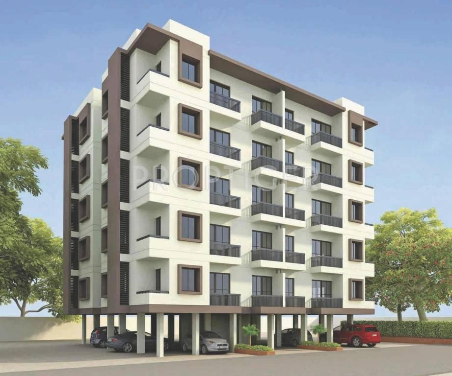 Apartment Price: Darshanam Antica Apartment In Makarpura, Vadodara