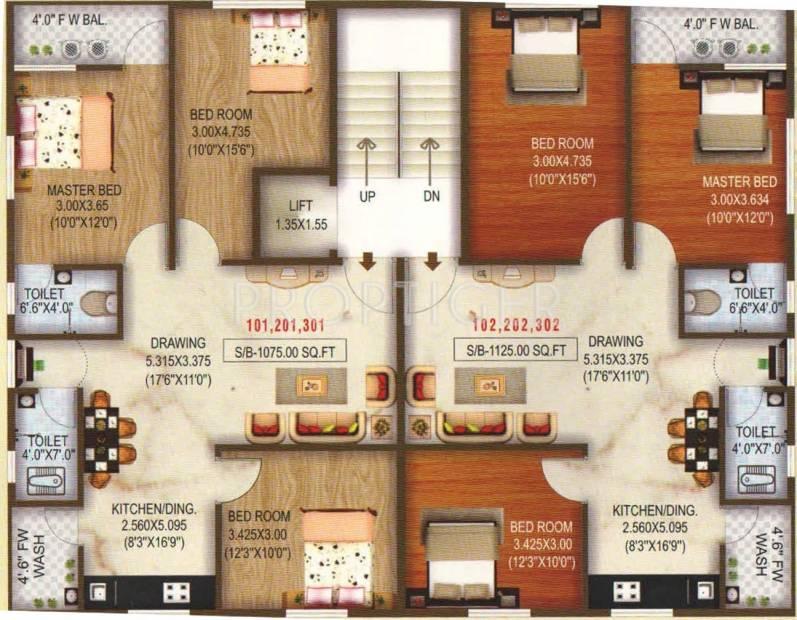 Images for Cluster Plan of Shree Siddheshwar Shree Siddheshwar Nagar Phase 2