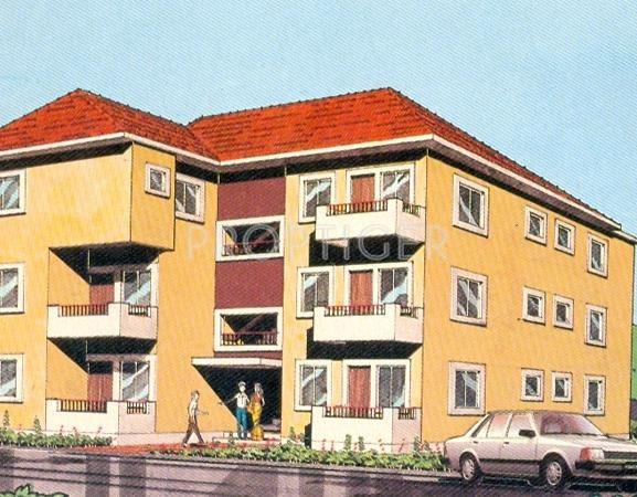 Images for Elevation of Saldanha Colonia Jose Menino Apartment