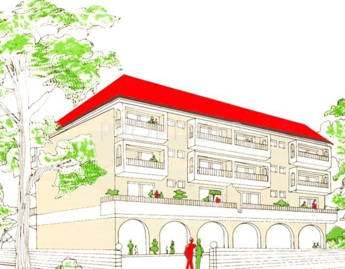 Images for Elevation of Saldanha Saldel Apartments