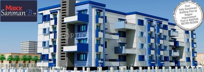 sanman-b Images for Elevation of Maxx Constructions Sanman B