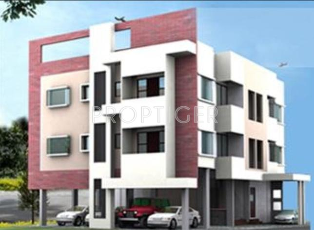 Images for Elevation of Confident Rigel Apartment