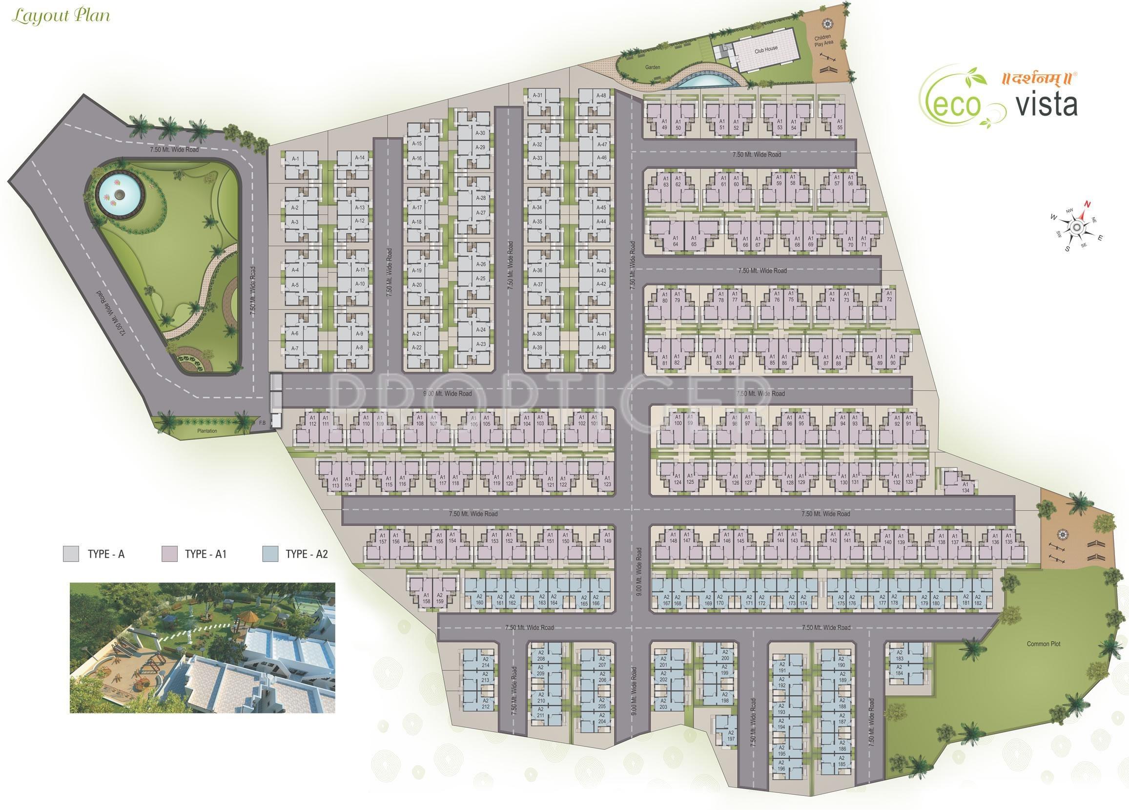 100 Eco Condo Floor Plan Batu Uban Penang Property