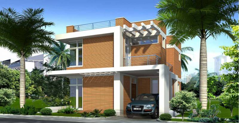 Images for Elevation of JR Greenwoods Villas