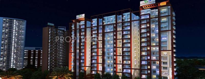 Images for Elevation of Amandeep Aman Heights