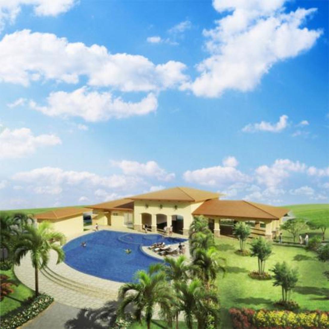 1800 sq ft plot for sale in subhagruha projects maple for Meadow house