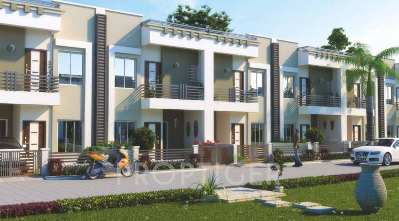 Images for Elevation of Shri Parasnath Builders and Developers Himanshu Shubh City Villas